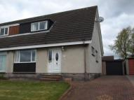 semi detached home in Burt Grove,  Dunfermline...
