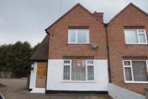 2 bedroom semi detached house to rent in Brierfield Avenue...