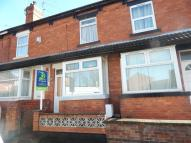 Terraced home in Montague Road, Hucknall...