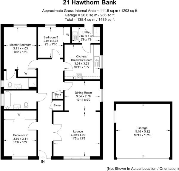 21 Hawthorn Bank