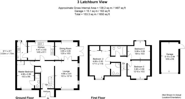 3 Latchburn View