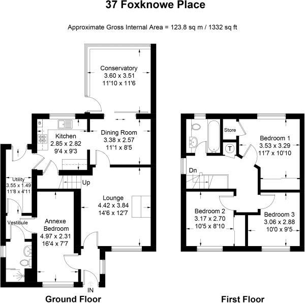 37 Foxknowe Place