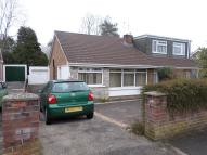 Semi-Detached Bungalow in Deri Avenue, Pencoed...