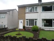 Pant-y-ffynnon  semi detached house to rent