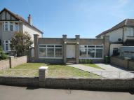 Detached Bungalow in Hall Terrace, Romford...