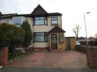 semi detached property in Hillcrest Road...