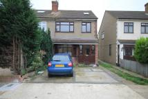 4 bedroom semi detached house in Epping Close, Romford...