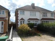 3 bedroom semi detached property to rent in Meadfield Avenue, Slough