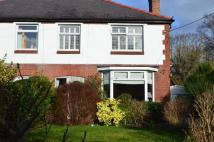 3 bed semi detached house in Newtons Lane, Sandbach...