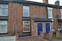 2 bed Terraced house in Barony Road, Nantwich...
