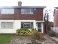semi detached home to rent in Heron Road...