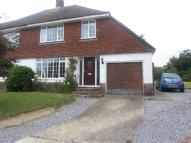semi detached house in Plumtrees, Barming...
