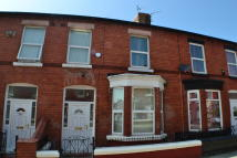 Terraced property in Cranborne Road...