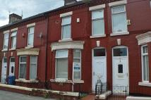 Terraced house in Kempton Road, Wavertree...