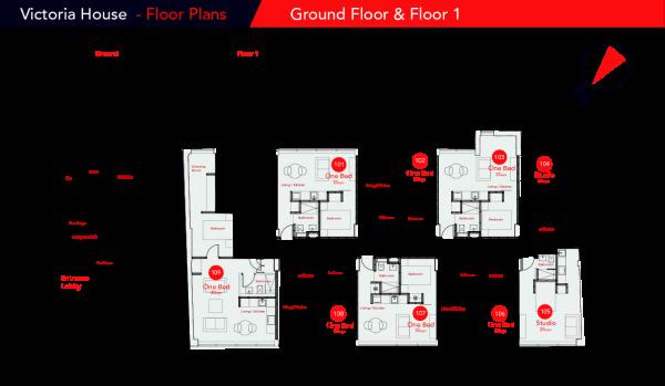 VH Floor Plans
