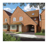 4 bedroom new property in Horsham West Sussex RH12...