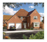 4 bed new property in Horsham West Sussex RH12...