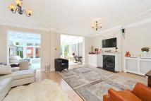 5 bedroom semi detached home for sale in Staveley Road, Chiswick...