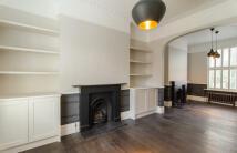 Terraced property in Gunter Grove, London...