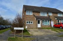 Godfrey Close semi detached property to rent
