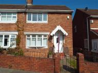 2 bed semi detached home to rent in Ashdown Road, Sunderland