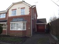 3 bedroom semi detached property to rent in The Elms, Colwick