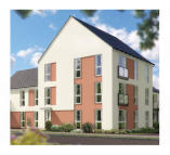 new Flat for sale in Mayfield Way Exeter...