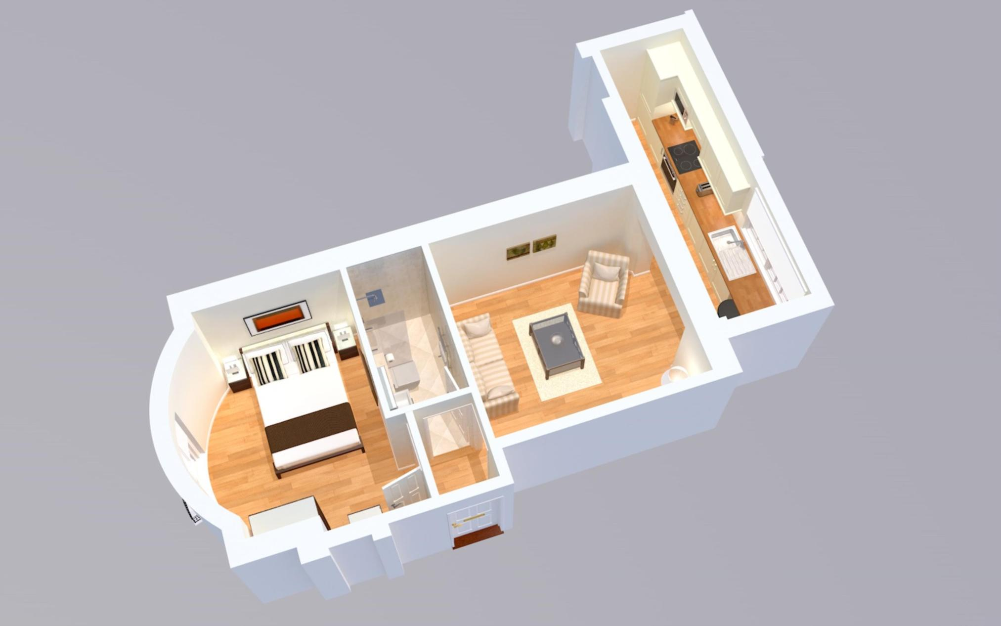 1 bedroom flat for sale in NEW DEVELOPMENT Hillbrook House