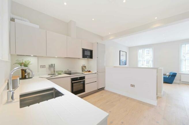 Kitchen/Reception space