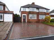 3 bed semi detached home to rent in Scott Road, BIRMINGHAM