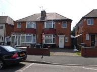 3 bedroom semi detached property in Normandy Road, Birmingham