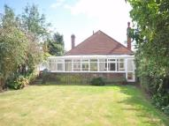 Detached Bungalow in Franklyn Road...