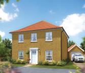 4 bedroom new house for sale in Crostwick Lane Spixworth...