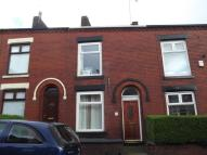 Terraced house in Brierley Street, Oldham...