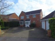 4 bed Detached house in Burnet Close, Melksham...