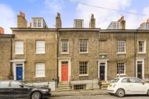 3 bed Terraced house in Prior Street, Greenwich...