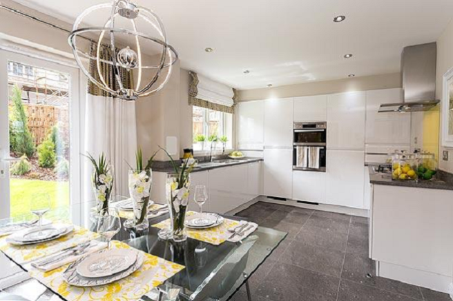 4 Bedroom Detached House For Sale In Whitburn Eh47 0sn Eh47