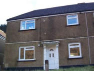 semi detached property in 14 Heol Y Glyn, Cymmer...