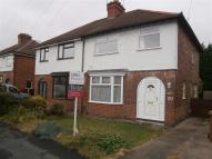Westgreen Avenue semi detached property to rent