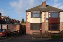 Walton Road semi detached house to rent