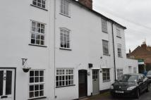Cottage to rent in West Row, Darley Abbey