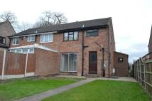 3 bed semi detached home in Werburgh Close, Spondon