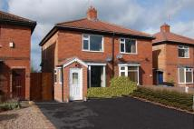 semi detached home in Station Road, Mickleover