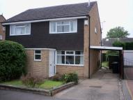 2 bed semi detached property to rent in Glenfield Crescent...