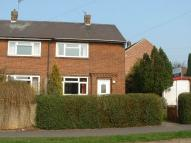 2 bed semi detached house in Laburnum Crescent...