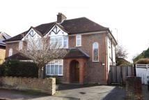3 bedroom semi detached home in Clayton Way, Cowley