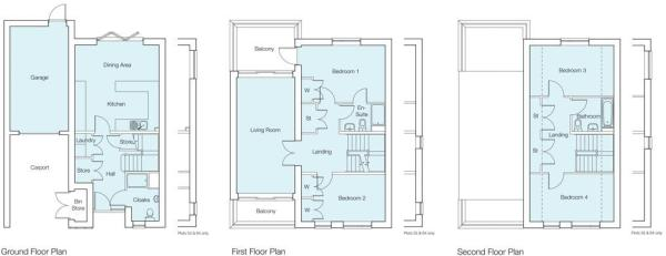 The Shackleton Floor Plan