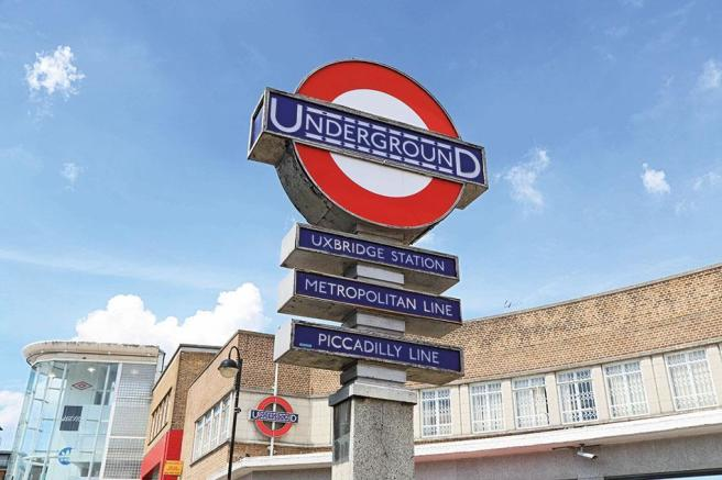 Uxbridge Station