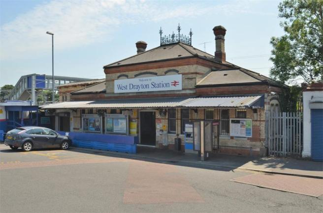 West Drayton Train Station