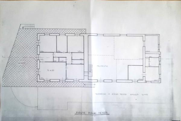 plan villa and
